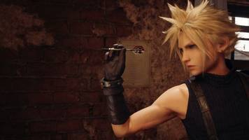 final fantasy 7 remake demo leaks, revealing a much-anticipated character and outfit
