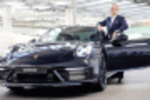 first 992 porsche 911 special edition honors belgian racer jacky ickx