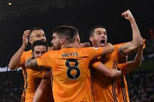 wolves' mid-season player ratings - who are the a-rated stars and who can do better?