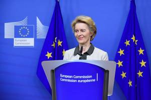 eu's von der leyen to meet uk's johnson in london