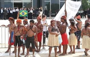 indigenous folks are dying, but brazil won't act!