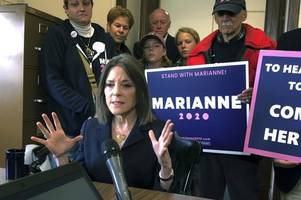 marianne williamson lays off 2020 campaign staff nationwide