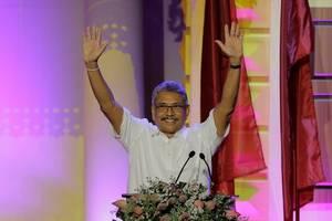 president gotabaya rajapaksa inaugurates sri lanka parliament