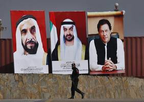 uae crown prince announces $200m support for pakistan