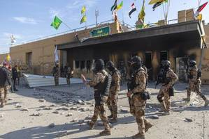 us citizens urged to leave iraq, iran vows 'harsh retaliation' after top general killed