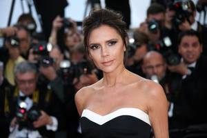 victoria beckham reveals a rule followed at her dinner table