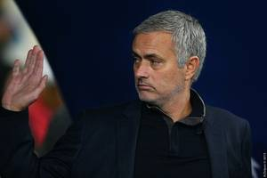 i was rude to an idiot: jose mourinho on his yellow card