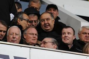 alisher usmanov hints at next investment after accepting stan kroenke's £550m arsenal offer
