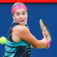tennis: french open champion jelena ostapenko a late withdrawal from asb classic