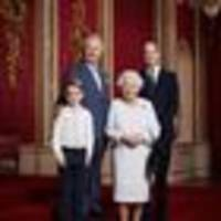 queen marks a new decade with beautiful new royal portrait