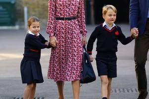 Prince George and Princess Charlotte's delicious school lunches are 'envy' of every parent