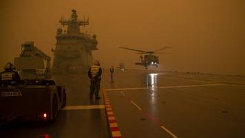 Australian Military Reservists To Assist With Bushfires