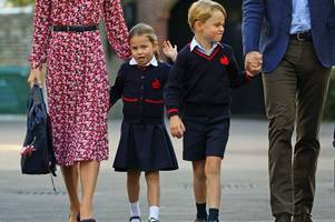 prince george and princess charlotte's school lunches are so fancy parents are envious