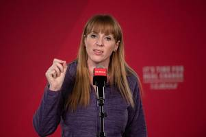 angela rayner launches deputy labour leadership bid with three-word message