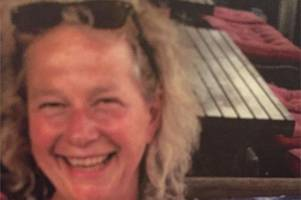 depressed vet's body found on beach 10 days after she went missing