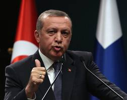 erdogan: turkish military units have started deploying to libya