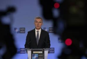 nato allies stand behind u.s. over iranian commander's killing :stoltenberg