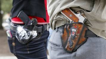 second amendment sanctuaries nearly doubled in 50 days