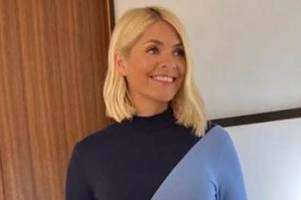Holly Willoughby's 'terrible' This Morning dress leaves viewers in fierce debate