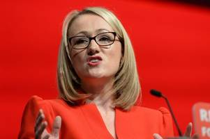 rebecca long-bailey heaps praise on jeremy corbyn - rating him '10 out of 10'