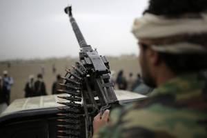 11 yemen soldiers killed in rebel missile attack