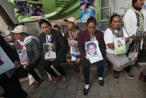 count of 'disappeared' tops 61,000 in mexico