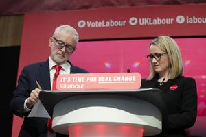 Long-Bailey acknowledges lack of trust in Labour as she launches leadership bid