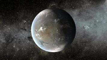 nasa finds another potentially habitable earth-sized planet