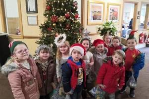 uddingston nursery kids are on song