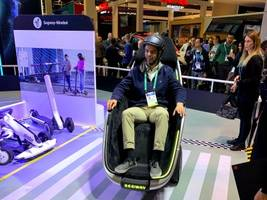 i drove segway's bizarre egg-shaped scooter, and it was extremely difficult to use