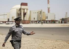 iran's nuclear site hit by 4.9 magnitude earthquake