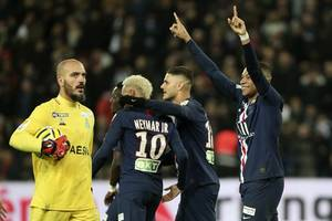 psg into french league cup semis after icardi hat trick