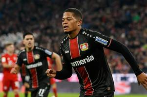 liverpool 'interested in' leon bailey transfer as alternative to jadon sancho