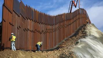 appeals court says military funds can be used for a border wall