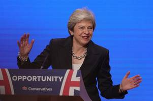it was theresa may that gave the conservatives their general election triumph
