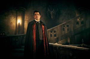 dracula is a bloody marvel to me!