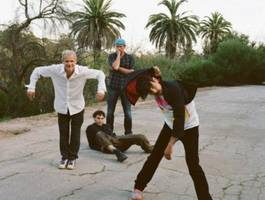 red hot chili peppers working on new album