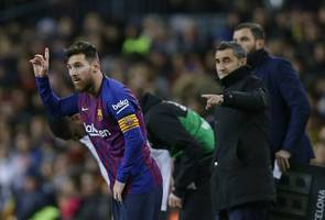 football has become business: barcelona coach valverde