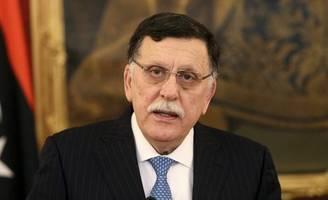 Germany warns of 'second Syria' as EU hosts Libya PM