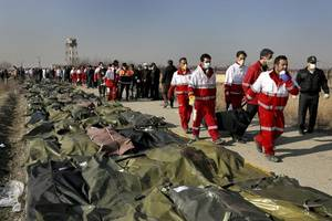 icao says ready to support investigation into ukrainian jet crash
