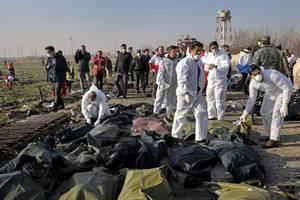 missile attack, collision, engine explosion, terrorism: ukraine investigating possible causes of iran crash