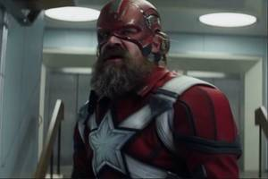 david harbour says red guardian in 'black widow' 'was the captain america of his day for russia'