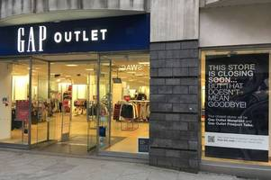 big name american clothing brand to close derby city centre store this month