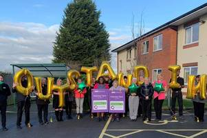bulwell care home which buddies up staff with residents is rated 'outstanding'