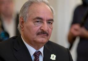 Libya's Haftar rejects Ankara, Moscow's call for cease-fire