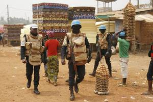 un: congo ethnic violence might be crimes against humanity