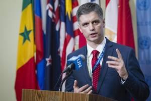 us gives ukraine 'important data' on iran plane crash