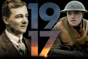 How memory of a Grimsby hero is immortalised in the 1917 movie - and star Dean-Charles Chapman's remarkable personal discovery