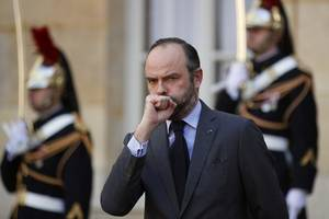 french pm open to scrapping raising retirement age to 64