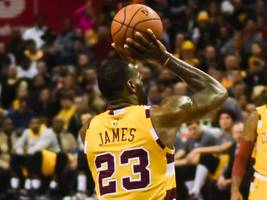 LeBron James: It's always special to be mentioned alongside Michael Jordan